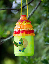 Make an birdhouse