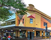 A vibrant and quirky facelift for a Parramatta street