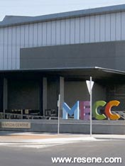 Mackay Entertainment and Conference Centre