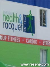 The Gap Health and Racquet gym