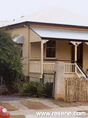 Wilston Queenslander