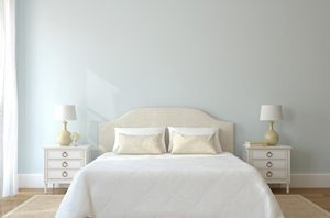 What does your bedroom colour say about you?