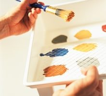 It's common to have a little paint left over, so what can you do with it?