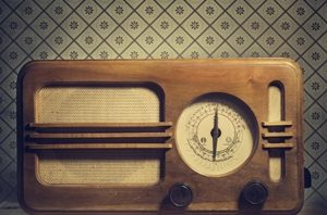 Traditional forms of advertising, such as radio spots, are still relevant today.