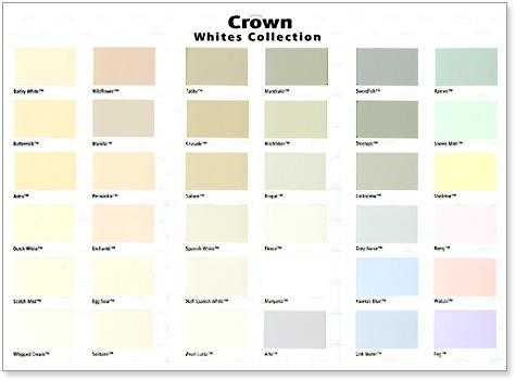Resene Paints Ltd - Resene Crown Whites Collection Colour ...
