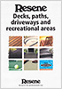 Resene Decks, Paths, Driveways and Recreational Areas Chart