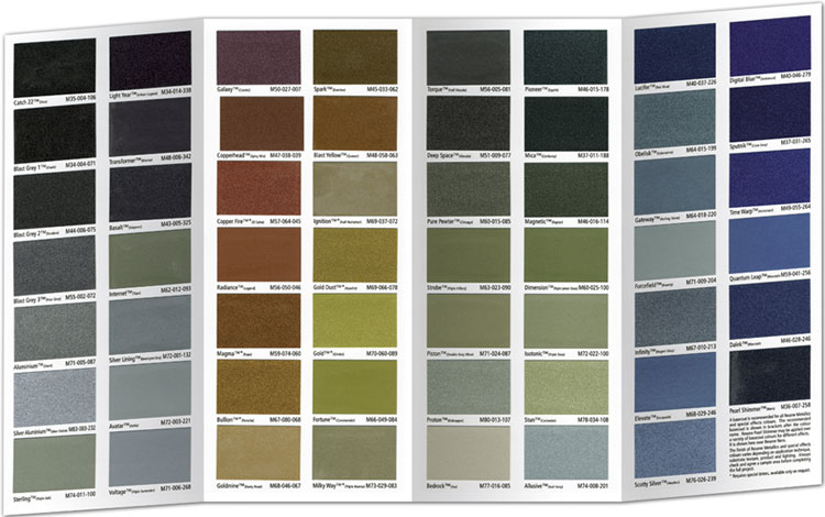 Paint colour charts exterior crowdbuild for - Exterior paint colours nz image ...