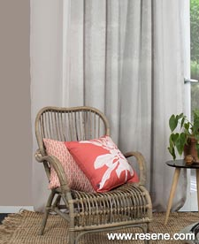 Resene Chia Curtains