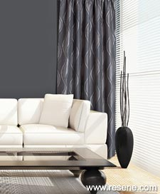 Resene Ripple Curtains