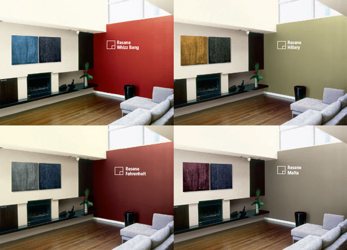 Using Colour A Room By Room Guide To Selecting Colours Resene