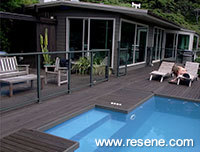 Tips from Resene Paints on painting decks