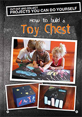 How to build a toy chest