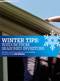 Winter tips: Wisdom from seasoned investors