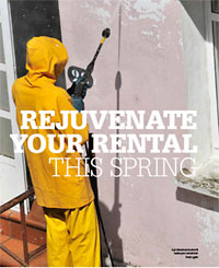Rejuvenate your rental this spring