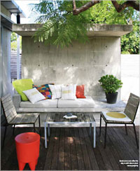 Add outdoor flow eal to your rental property