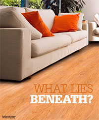Choose durable, hard-wearing, decent-looking and low-maintenance flooring for rental properties