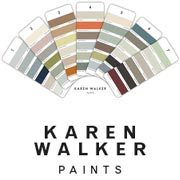 Karen Walker paint selection