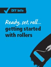 Using rollers