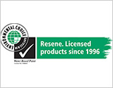 Resene  has licensed Environmental Choice NZ  products