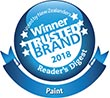 Resene is the winner of the Most Trusted Brand for paint 2018
