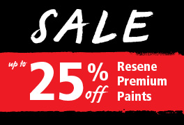 Sale - up to 25% off