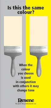 Is this the same colour?