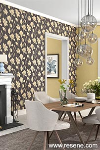 Resene Botanicals Wallpaper Collection