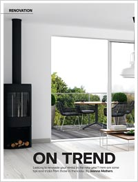 On trend - rental renovations