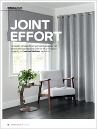 Joint effort - renovating with your tenant
