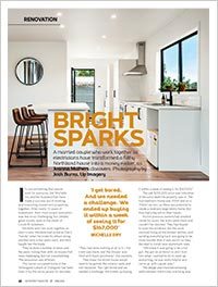 Bright sparks - transforming a do-up into a money maker