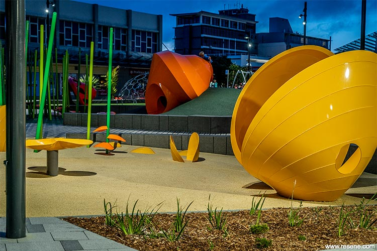 Te Manawa Playspace by Isthmus