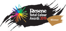 Resene Total Colour Awards 2019 Winner