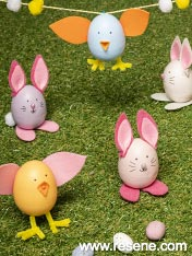 Easter creatures